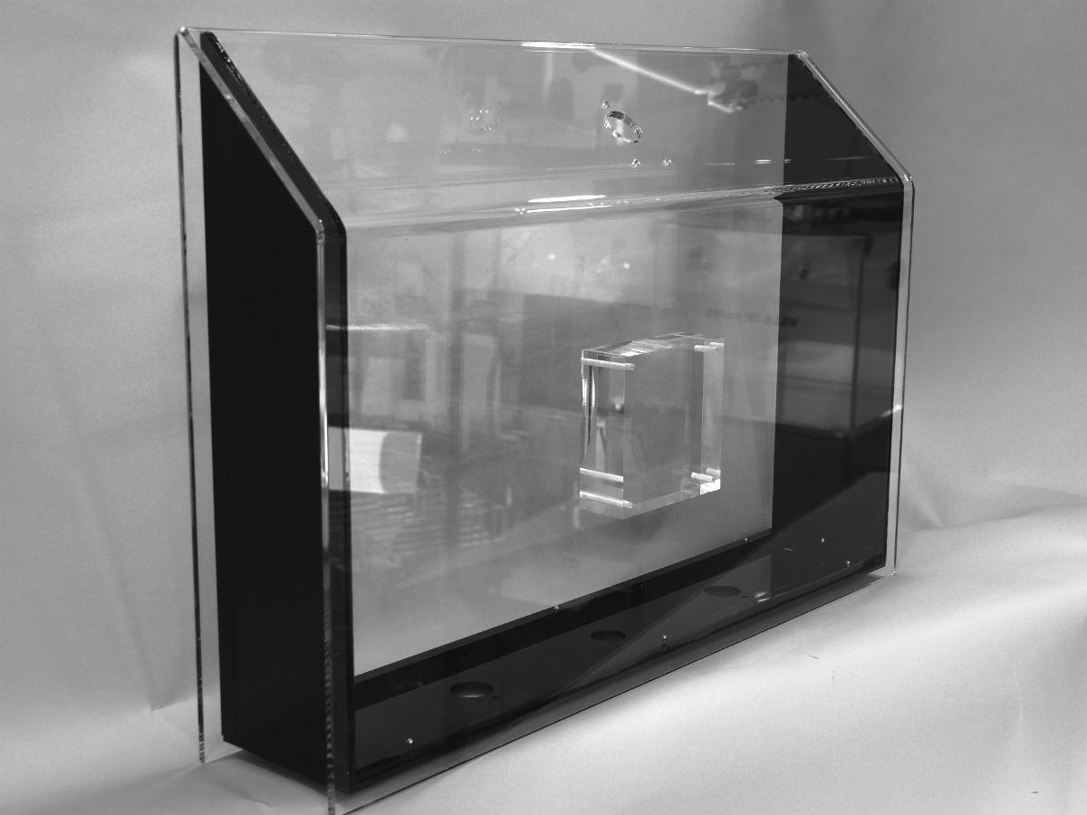 objets en plexiglas sur mesure pour le commerce et industrie pluxi. Black Bedroom Furniture Sets. Home Design Ideas
